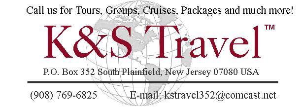 K&S Travel Logo